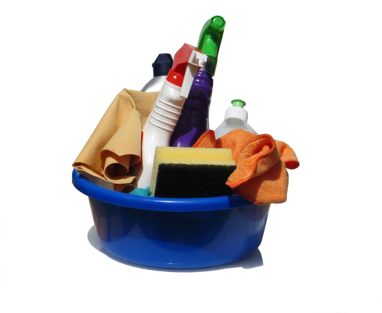 Idealny plan generalnego sprzątania