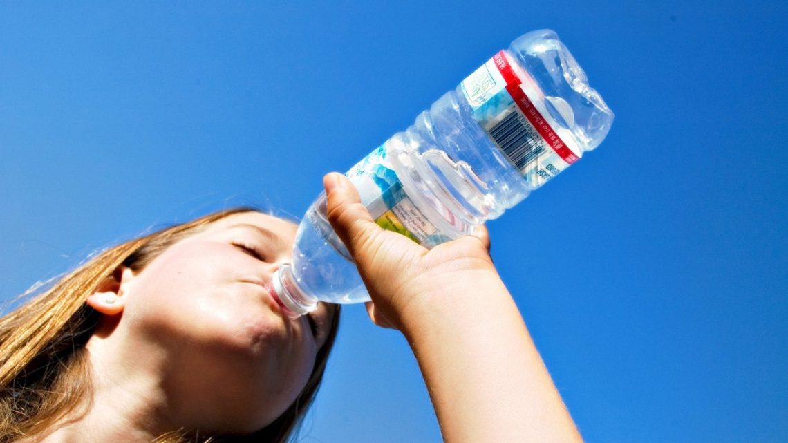 Spożywanie płynów przed i po